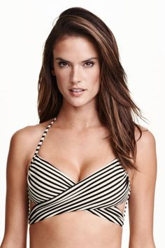 Bandeau bikini top | H&M