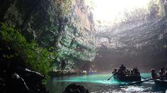 Nature Lights - Beautiful Melissani Cave