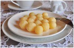 Картофельные клёцки в молоке - Для самых маленьких - Рецепты - Дети@Someone Else.Ru