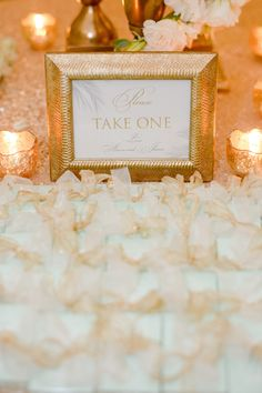 Interview with the bride - Alison +   Jaime | Naples, Florida destination wedding in orchid white and emerald green | Ice sculptures, sand castles, a simple and elegant celebration | Photography @Luminaire Foto | Poeme Custom Palm Tree Motif Stationery and Paper | Port Royal Club
