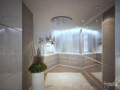 Šatník Bratislava, Alcove, Bathtub, Bathroom, Glamour, Design, Standing Bath, Washroom, Bathtubs