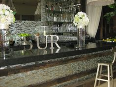 Lisa Vanderpump's SUR Lounge...