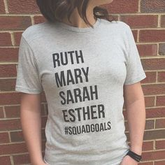 @sashmcminn rocking our tri-ash #squadgoals tee. We have M,L,& XL in stock now!!! Super soft tri-blend tees. Unisex shirts making for a relaxed fit.  PC: @sashmcminn . ___ #bible #bibleverse #igers #igdaily #jesus #jesuschrist #faith #faithful #god #godsnotdead #christian #christiantees #passion #passioncitychurch #momlife #mamalife #momlifestyle #shopping #shopsmall #fashion #tbt #oldschool #shirts #tees #tee