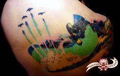 #Tattoos By Badass Tattoo Seoul