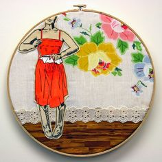 205. Still Stitching