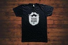 Texas Beard Co. T-shirt :)
