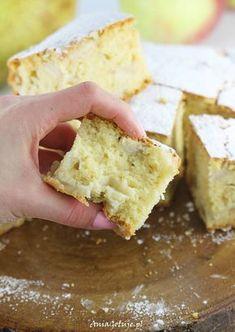 Ciasto z owocami, 1 Cornbread, Feta, Food And Drink, Sweets, Cheese, Baking, Cake, Ethnic Recipes, Impreza