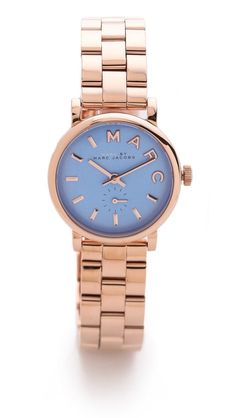 baker watch / marc by marc jacobs