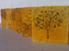Beer Soap with sea weed