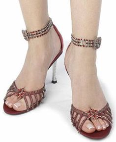 nice lovely fancy shoes for ladies 1