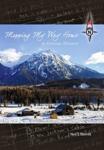 Mapping My Way Home by Neil J. Sterritt, finalist for the 2017 Roderick Haig-Brown Regional Prize
