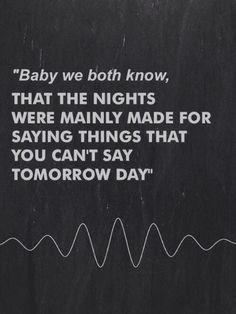 Arctic Monkeys ♥️