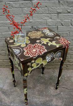 painted #Furniture idea #Furniture inspiration