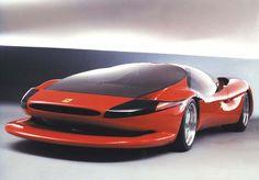 Luigi Colani - Ferrari car