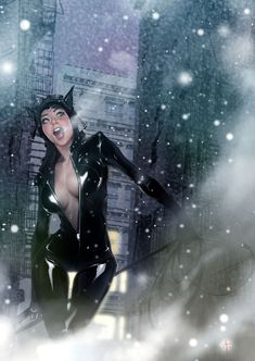 "(PG) imthenic: "" Catwoman by saengkang2 """