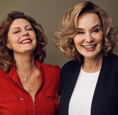 Susan Sarandon and Jessica Lange