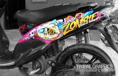 Sticker Motor Sorong, Sticker 3D Yamaha Mio  #TribalGraphics #CuttingSticker #3DCuttingSticker #Decals #Vinyls  #Stripping #StickerMobil #StickerMotor #StickerTruck #Wraps  #AcrilycSign #NeonBoxAcrilyc #ModifikasiMobil #ModifikasiMotor #StickerModifikasi  #Transad #Aimas #KabSorong #PapuaBarat