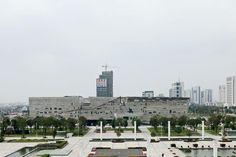 Wang Shu: il Museo di Storia di Ningbo