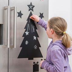 CHRISTMAS TREE / CHALKBOARD von Donkey Products