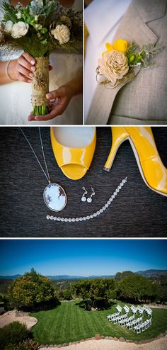 Bridal jewelry by @Yael Designs from the wedding of @Nat Valik featured on @WeddingWire