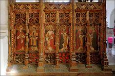 St. Catherine's, Ludham, Norfolk.