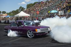 Pinterest : @MazLyons Want to get your Photo or Video from Summernats shared on our Social Media? Simple #Summernats Burnout Master! The Summernats Instagram is a cool place to check out all the goodness from the Summernats Car Festival. @summernatscarfestivalaustralia Burn Outs, Aussie Muscle Cars, Drag Racing, Your Photos, Smoking, Social Media, Check, Instagram, Cars