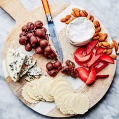 How to Make a Cheese Plate for One Person | Epicurious