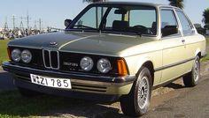 #BMW 323 I 1981. http://www.arcar.org/bmw-323-i-78706