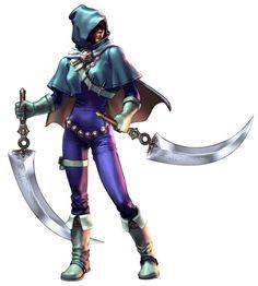 Soul Calibur III: Character Class Concept