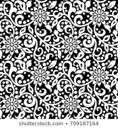 Motif Vector, Khalifa, Love Wallpapers Romantic, Gym Workout For Beginners, Border Design, Background Patterns, Pattern Wallpaper, Art Sketches, Print Design
