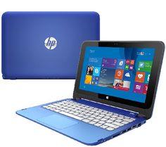 HP Stream 11 Intel Celeron 2GB RAM32GB SDD Laptop w/MS 365 & Tech Support