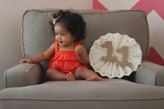Our precious grand daughter :D