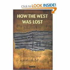 """How the West Was Lost: Alexander Boot. """"Western man was born in the East."""""""