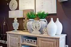deco Wines, Vase, Home Decor, Homemade Home Decor, Decoration Home, Room Decor, Interior Design, Jars, Home Interiors