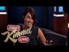 Jimmy Kimmel Gets Into Drunken Insult Battle with Cersei Lannister (Good lord, I adore this woman.)