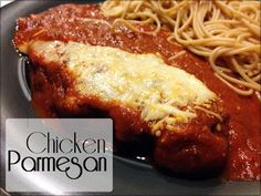 Mom Mart: Quick and Easy Chicken Parmesan Recipe