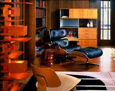 40 Foto's waardoor je een Eames Lounge Chair wilt hebben   Woonhome.nl