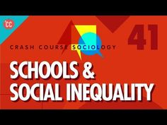 In the second half of our education unit, we're using conflict theory to explore a few social inequalities in the US education system. We'll look at variatio. Us Education System, Role Of Education, The American School, Third Grade Science, Developmental Psychology, Study Skills, Classroom Displays, Educational Videos, Science Classroom
