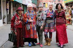 Moda na melhor idade: conheça o blog Advanced Style - GLAMOUR | Lifestyle
