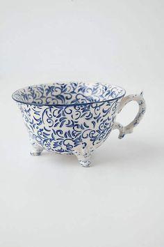 Attingham Tea Cup - anthropologie.com