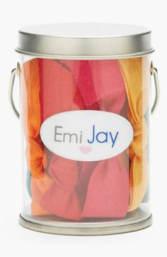 Emi-Jay Holiday Hair Tie Tin (Nordstrom Exclusive) | Nordstrom