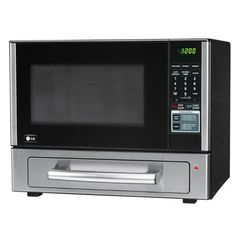 LG Cubic Feet Counter Top Combo Microwave and Baking Oven Cooking Equipment, Kitchen Equipment, Broiler Pan, Oven Dishes, Microwave Oven, Fun Cooking, Oven Baked, Cool Kitchens, Counter Top