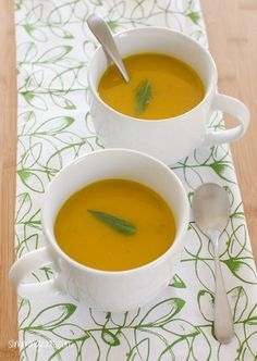 Butternut Squash soup and loads of other slimming world recipes  - most either free or HE choices :0)