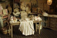 Art of Mini: Haberdashery Shop