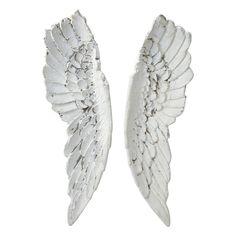 Wanddecoratie engelenvleugels hoogte 105 cm | Maisons du Monde