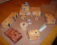 native american diorama - Google Search