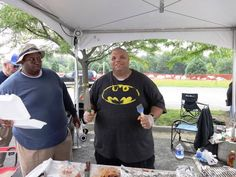 Will Billy Rodgers, 2014 Grand Champion, succeed at defending his title this year? [Kosher BBQ 8/16/2015]  Read more here: http://www.kansascity.com/living/liv-columns-blogs/chow-town/article31020906.html#storylink=cpy