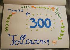 Thanks for 300 followers!!! I'm so happy!  Vielen lieben Dank für 300 Abonnenten  #thanks#300followers#300abonennten#happy#filofax#filofaxing#handlettering#botanic#planner#plannerlove#filofaxdeutschland#filomaniac#filofaxerei#planning by annalovesplanning