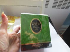 CHRISTIAN DIOR TENDRE POISON SOAP DELUXE NEW IN THE BOX SCELLED for collector