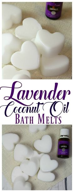 These Lavender Coconut Oil Bath Melts are an easy, and inexpensive way to moisturize dry skin. : These Lavender Coconut Oil Bath Melts are an easy, and inexpensive way to moisturize dry skin. Homemade Beauty, Homemade Gifts, Diy Gifts, Homemade Facials, Diy Beauté, Diy Spa, Sell Diy, Fondants Pour Le Bain, Diy Lush
